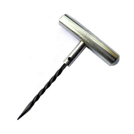 Die-Cast T-Handle Spiral Cement Probe