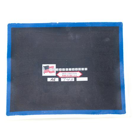 Radial Aramid Patch AR 45 (4ply) 191x230 mm