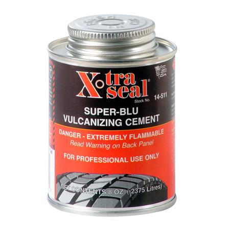 SUPER-BLU Vulcanizing Cement 237 ml
