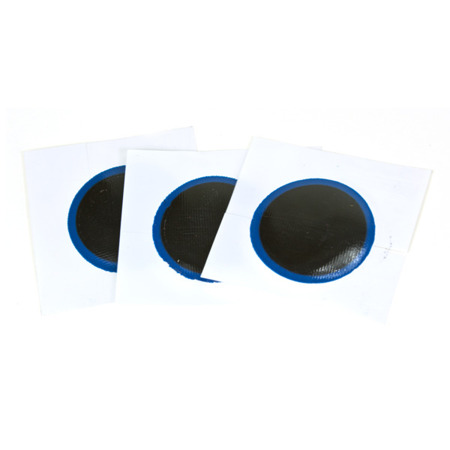 Tube Patch - X-tra Small Round 35 mm (box.50pcs)