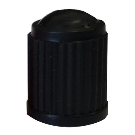 Kapturek czarny TR-VC8 plastikowy (op.100szt)